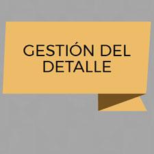CARTEL INFOGRAFIA GESTION DEL DETALLE