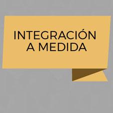 CARTEL INFOGRAFIA INTEGRACION A MEDIDA