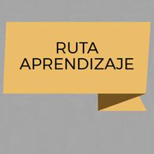 CARTEL INFOGRAFIA RUTA APRENDIZAJE