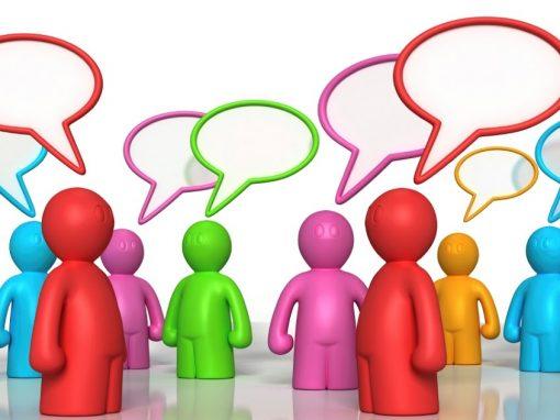 Práctica y mejora de la comunicación en el trabajo