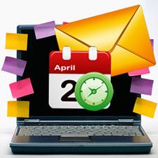 Gestión Eficaz del tiempo mediante agendas electrónicas para la AAPP