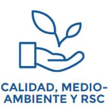 Calidad, Medio-ambiente y RSC
