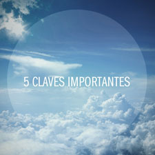 5 claves importantes