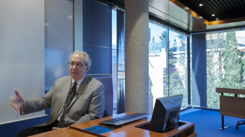 Richard Boyatzis, entrenador de líderes