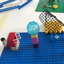 EQUIPOS DE TRABAJO CON LA METODOLOGÍA LEGO© SERIOUS PLAY©