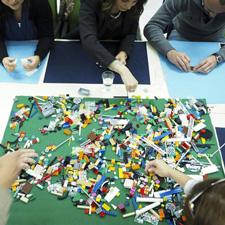 SELECCIÓN EFICAZ CON METODOLOGÍA LEGO ® SERIOUS PLAY ®