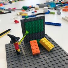 COMUNICACIÓN ATENTA CON METODOLOGÍA LEGO ® SERIOUS PLAY ®